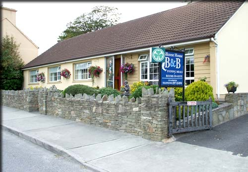 Hillcrest House Bed and Breakfast Accommodation located in Bangor Erris, County Mayo, Ireland